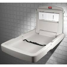 Rubbermaid Changing Table Rubbermaid Baby Change Table Foldable Antimicrobial Shelf