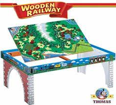 thomas train set wooden table thomas table thomas the engine train table kids furniture playboard
