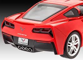 corvette stingray 2014 revell shop model set 2014 corvette stingray revell shop