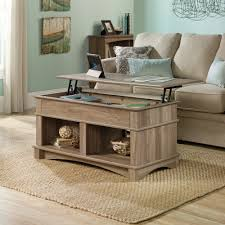 lift top coffee table plans harbor view lift top coffee table 420329 sauder regarding coffee