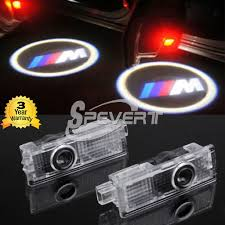 bmw laser headlights led door welcome projector ghost logo light for bmw m3 x3 x5 m5 3