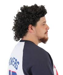 Eastbound Halloween Costumes Amazon Kenny Powers Eastbound U0026 Costume Wig Clothing