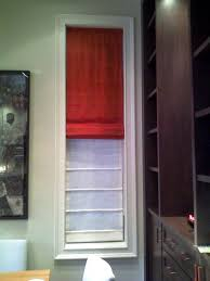 Printed Fabric Roman Shades - products u2014 pacific window coverings inc motorized blinds