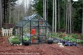 Backyard Greenhouse Winter Mavis Butterfield Backyard Garden Plot Pictures U2013 Week 48 Of 52
