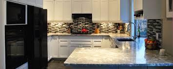 granite countertop under cabinet led lights faux backsplash