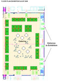 Exhibition Floor Plan Exhibition Floor Plan