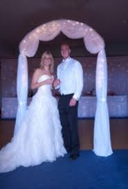 wedding arches with lights starlight wedding arch starlight backdrop wedding backdrops