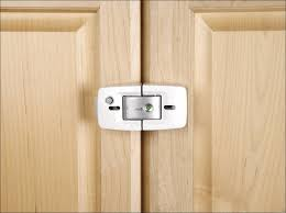 kitchen curio cabinet locks sliding closet door locks with key