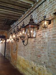 electric lights that look like gas lanterns 2 new orleans sustainable gas lanterns and bevolo chez elza