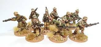 bolt action dak painting guide wwpd wargames board games