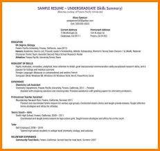 Bad Resume Samples by 100 Chemist Resume Skills 91928846669 Bad Resume Example