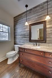 wood accent wall in bathroom search new home remodel