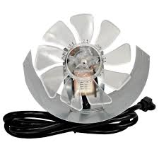 suncourt 6 inline duct fan inductor 6 8 in corded in line duct fan db100c the home depot