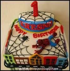14 best dort spiderman images on pinterest cake spiderman