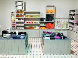 retail design shop design homeware store homeware display