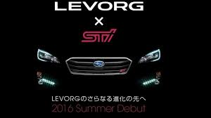 subaru rsti badge 2017 subaru levorg sti review top speed