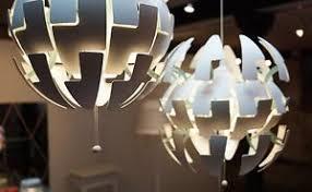 Ikea Ceiling Fans Ikea Ps 2014 Pendant Lamp Modern Ceiling Globe Light Silver