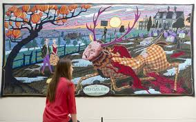 Grayson Perry Vanity Of Small Differences Summer Exhibition Royal Academy Review Telegraph