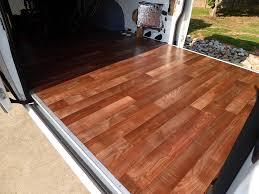 Installing Laminate Flooring In Motorhome Ram Promaster Rv Camper Van Conversion Insulation And Flooring