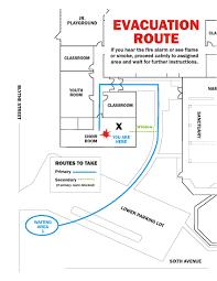 Fire Evacuation Floor Plan Template Evacuation Route Template Contegri Com