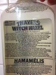 witch hazel for ingrown hair thayer s lemon witch hazel bailey blush