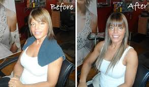 hot heads extensions hot heads in hair extensions before and after done by