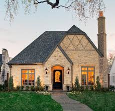 brick chimney gable roof exterior traditional with front approach