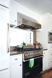 how to install a range hood under cabinet best under cabinet range hood stainless steel ideas on kitchen