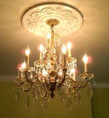 What Size Ceiling Medallion For Chandelier Ceiling Medallions For Chandeliers 28 Images Chandelier