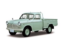 old nissan truck models 1961 65 datsun 1200 pickup suvs and trucks pinterest nissan