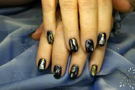 christmas designs nail art at mole end design