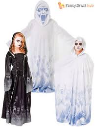 Halloween Costumes Girls Age 5 Boys Girls Ghost Witch Halloween Costume Forgotten Soulds Fancy
