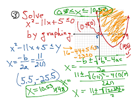 showme algebra 1 grade 9 solving and graphing inequalities
