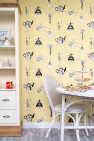 Kitchen Wallpaper Ideas 47 Best Kitchen Wallpaper Ideas Images On Pinterest Wallpaper