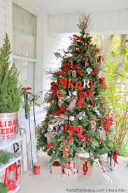 Christmas Tree Decorations Ideas And by 15 Christmas Tree Decorating Ideas You Should Consider This Year