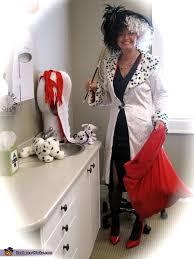 Cruella Vil Halloween Costumes Cruella Deville Halloween Costume
