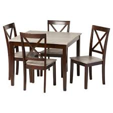 rustic dining room tables and chairs rustic kitchen dining room sets you ll love wayfair