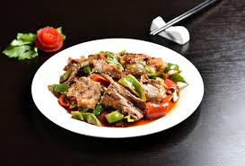 sichuan cuisine china delicious spicy sichuan cuisine stock photo 03 food stock