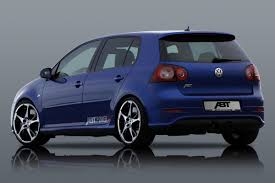 volkswagen golf custom abt volkswagen golf r32 car tuning