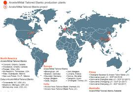 Turkey Blank Map by Global Location Automotive