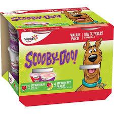kid kids scooby u2013 doo strawberry banana u0026 strawberry u2013 yoplait