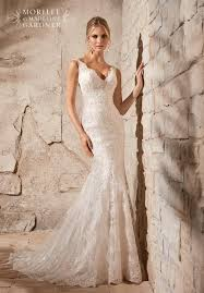 mori brautkleider mori by madeline gardner 2708 wedding dress photo wed