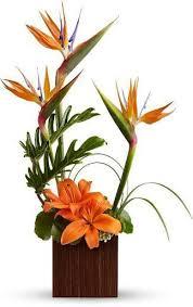 birds in paradise bouquet 4165flower com