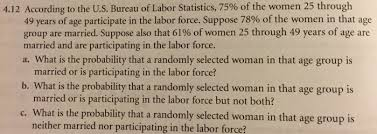 us bureau labor statistics solved according to the u s bureau of labor statistics