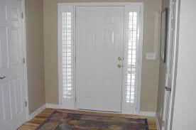 blinds for door window home design