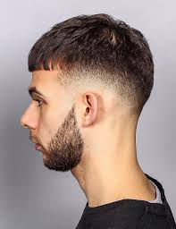 mans old fashion haircut parted down middle top 25 modern drop fade haircut styles for guys part 12