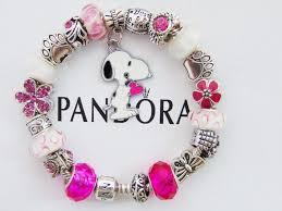 european charm bracelet clasp images Authentic pandora sterling silver bracelet with european charms jpg