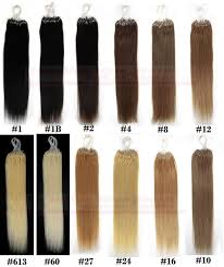 strand by strand hair extensions 16 26 inch micro ring loop indian remy human hair extensions