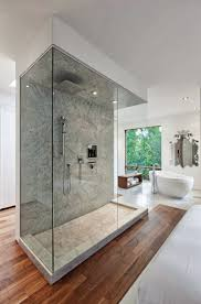 wet rooms the shower as a partition strategy kukun