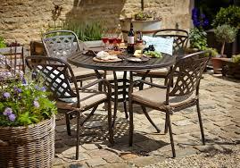 Patio Furniture Sets Uk - hartman berkeley 4 seat round set hayes garden world